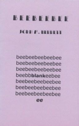 John M Bennett: Beebeebee