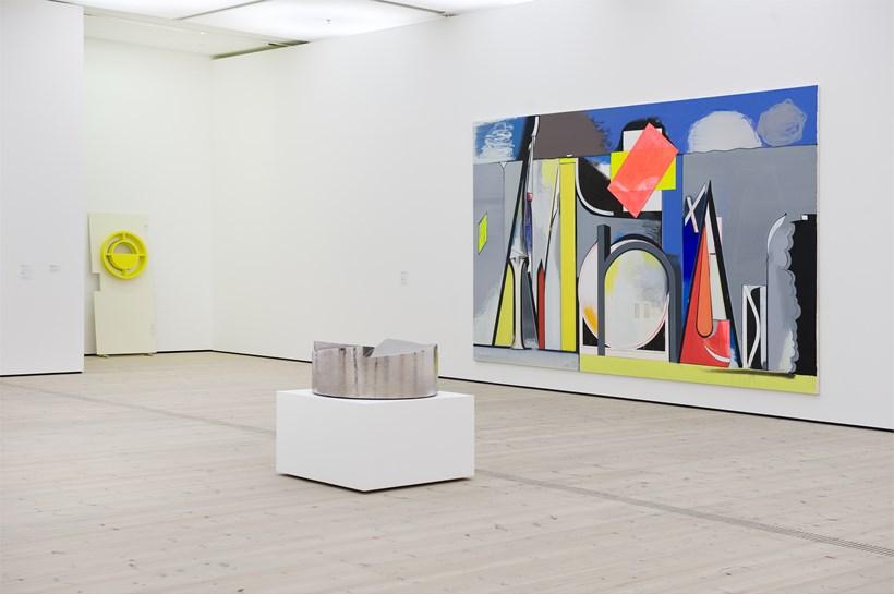Thomas Scheibitz: ONE-Time Pad: Exhibition Image (03)