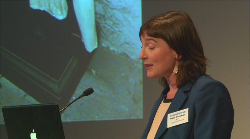 Extraordinary Renditions: The Cultural Negotiation of Science: Symposium: 03 Christine Borland