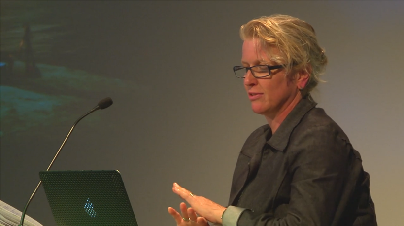 Extraordinary Renditions: The Cultural Negotiation of Science: Symposium: 05 Mariele Neudecker