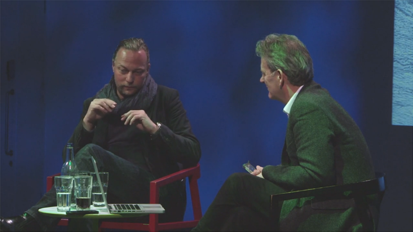 Thomas Scheibitz in Conversation with Caoimhin Mac Giolla Leith
