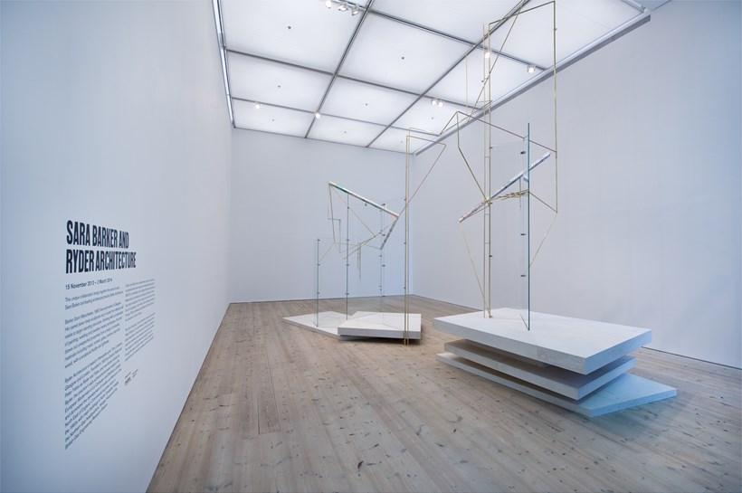 Sara Barker and Ryder Architecture: A subtle knife: Image (02)