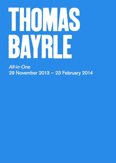 Thomas Bayrle: All-in-One: Interpretation Guide