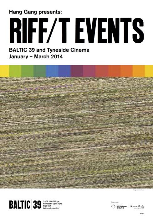 RIFF/T: Exhibition and Events Leaflets