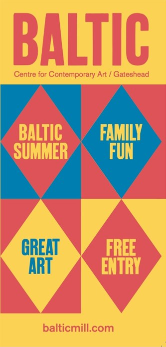 BALTIC Summer 2014: Tourism Leaflet