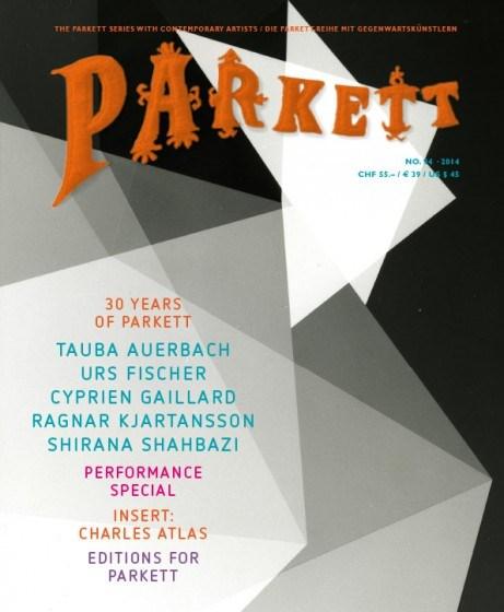 Parkett Magazine - No 94 - 2014