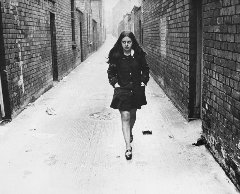 Duncan Campbell: Bernadette (film still)