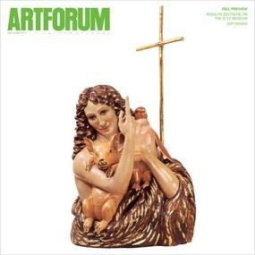 Artforum International - Vol. 53, No. 1 - September 2014