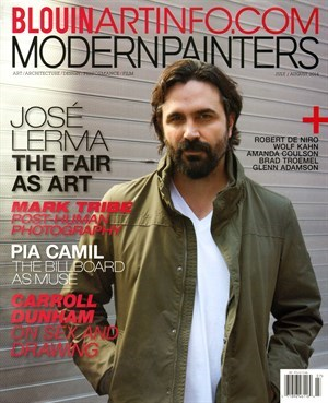 Modern Painters (14/07) July/August 2014