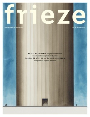 Frieze - Issue 165 - September 2014
