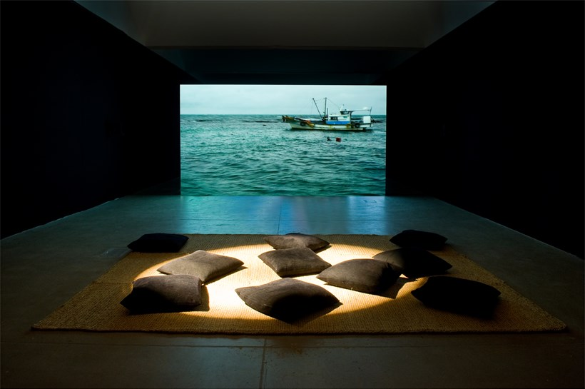Listening: Mikhail Karikis, SeaWomen, 2012 (01)