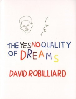 David Robilliard: The Yes No Quality Of Dreams