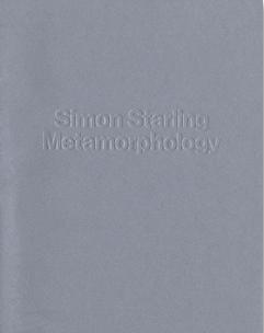 Simon Starling: Metamorphology
