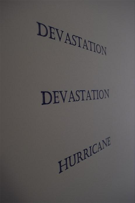 Aidan Moesby: Devastation