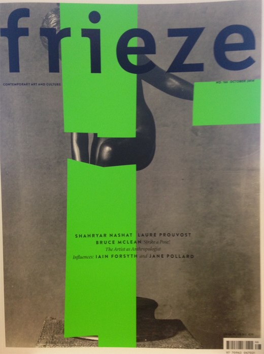 Frieze - Issue 166 - October 2014