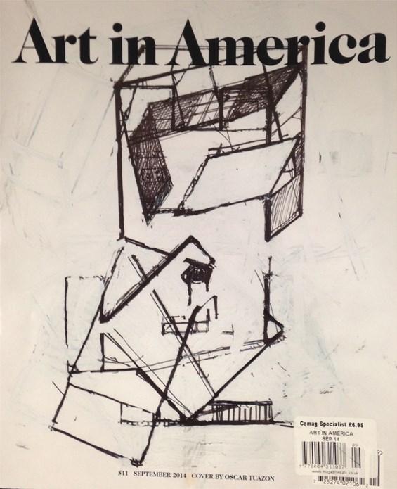 Art in America (14/09) September 2014