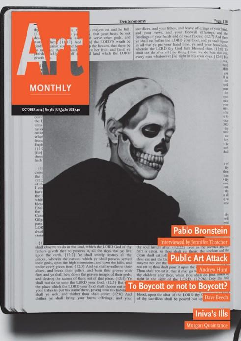 Art Monthly - No.380 - October 2014