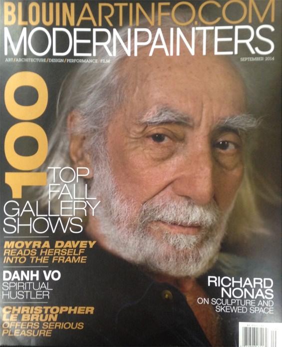 Modern Painters (14/09) September 2014