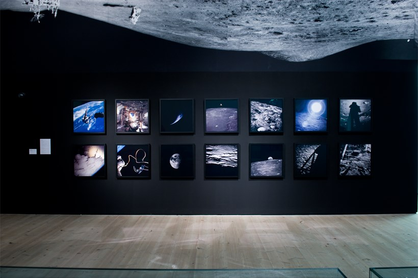They Used to Call it the Moon: Installation image (03)