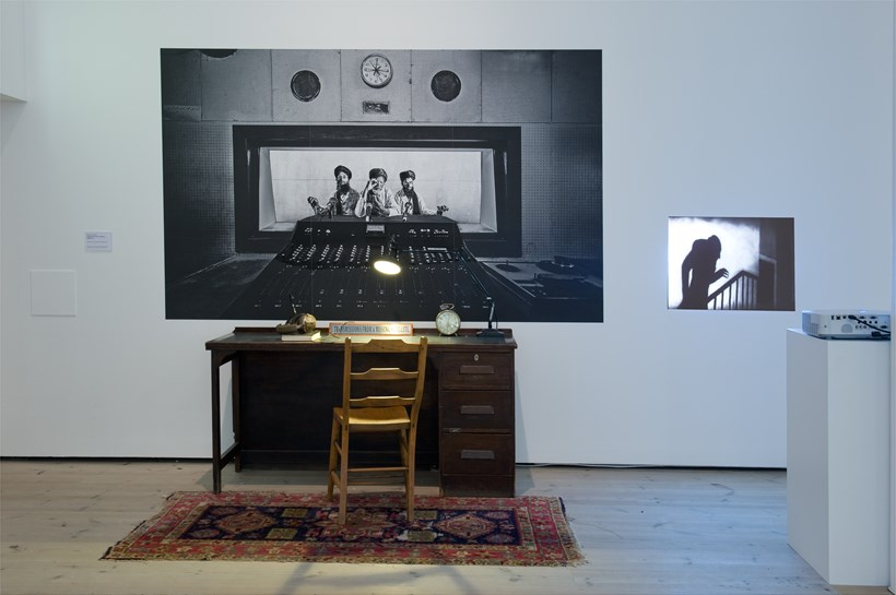 They Used to Call it the Moon: Installation image (04)