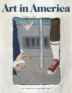Art in America (14/10) October 2014