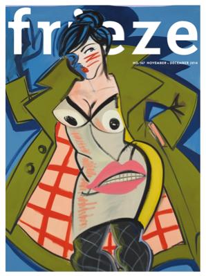 Frieze - Issue 167 - November/December 2014