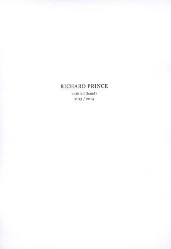 Richard Prince - Untitled (Band) 2013-2014