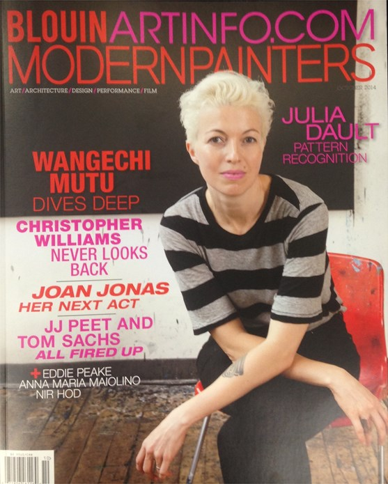 Modern Painters (14/10) October 2014