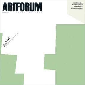 Artforum International - Vol. 53, No. 3 - November 2014