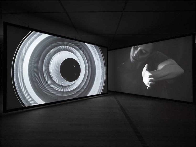 Gail Pickering: Mirror Speech: Installation image (01)