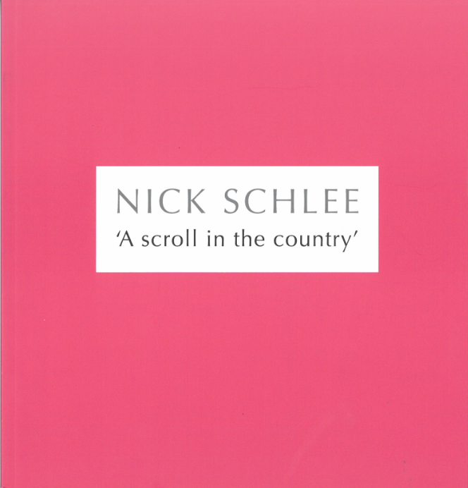 Nick Schlee: A scroll in the country