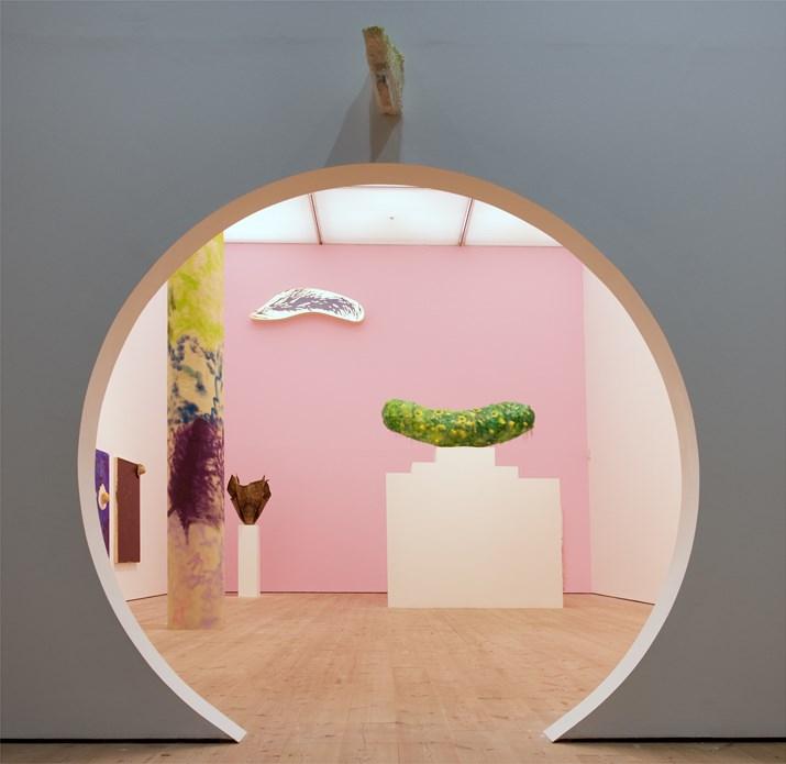 Graeme Durant: When in Roam: Installation image (05)