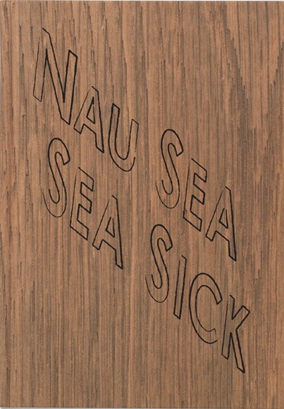 Nau Sea Sea Sick: Illustrated by Kay Rosen
