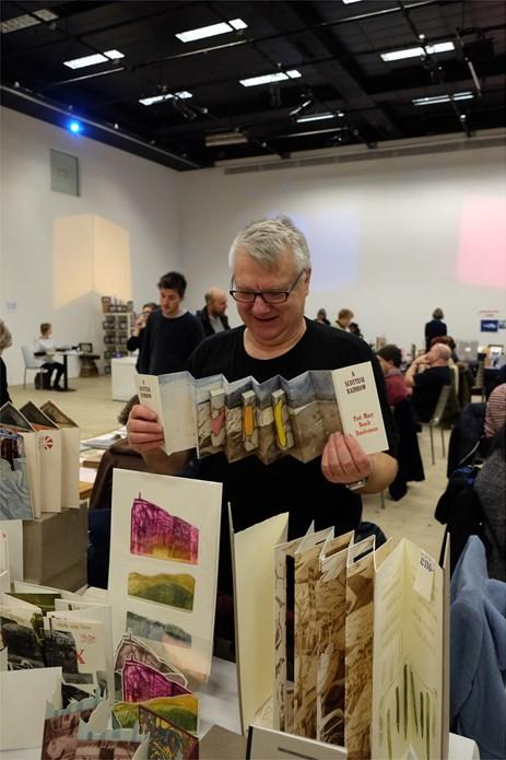 Artists' Book Market at BALTIC (01)