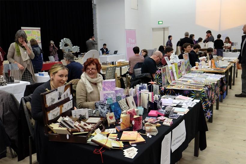 Artists' Book Market at BALTIC (02)