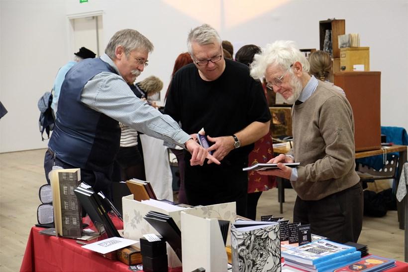 Artists' Book Market at BALTIC (03)
