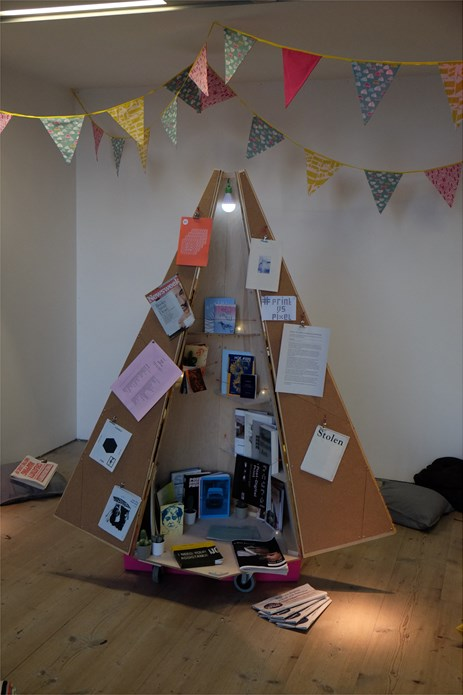 Artists' Book Market at BALTIC (04)