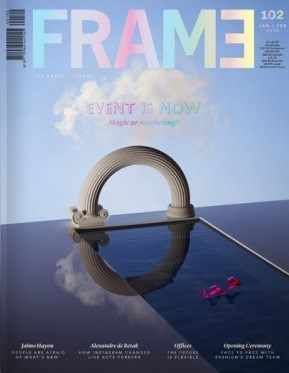 Frame: Issue 102: January/February 2015