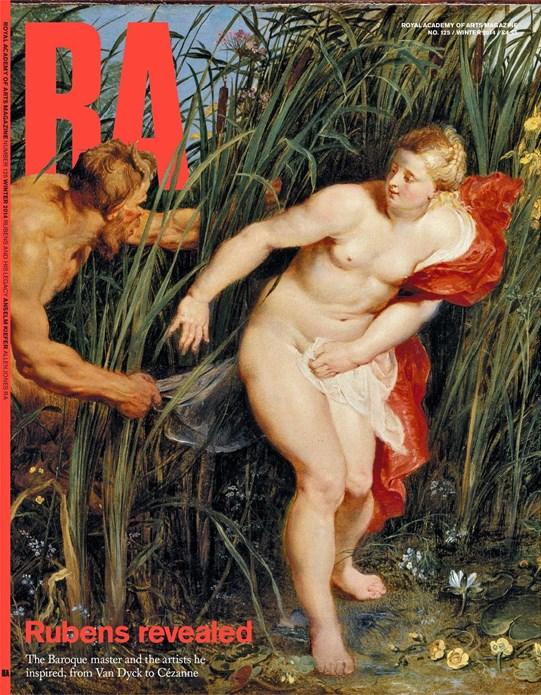 RA: The Royal Academy of Arts Magazine - 125 - Winter 2014