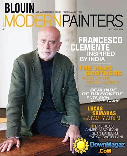 Modern Painters (14/11) November 2014