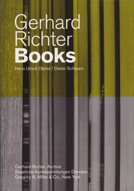 Gerhard Richter: Books