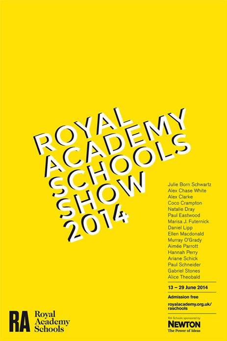 Royal Academy Schools Show 2014