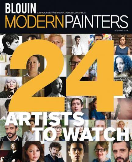 Modern Painters (14/12) December 2014