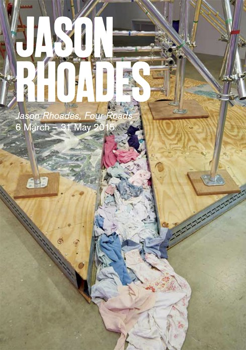 Jason Rhoades, Four Roads: Interpretation Guide