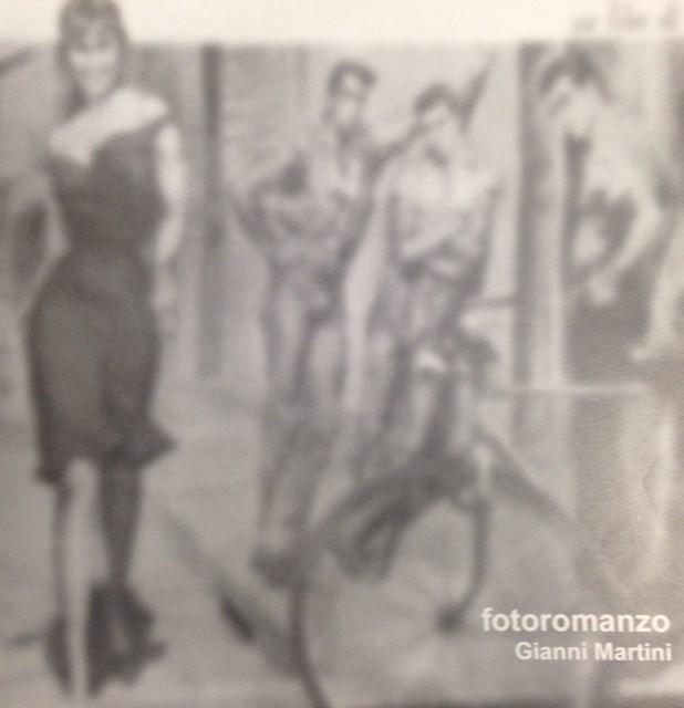 Gianni Martini: Fotoromanzo