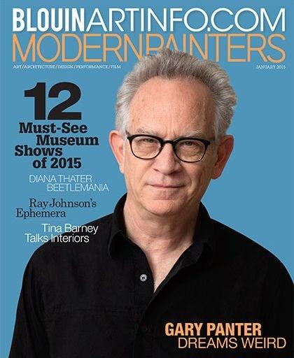 Modern Painters (15/01) January 2015