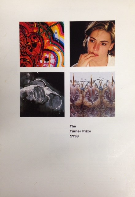 The Turner Prize: 1998