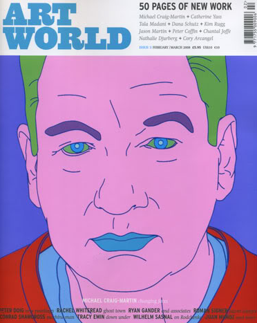 Art World- Issue 03 - February/March 2008