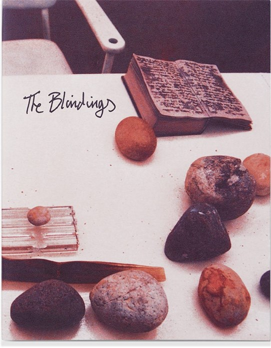 Brian Catling: The Blindings