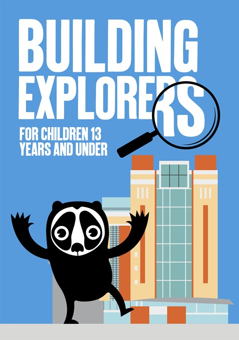 Building Explorers: Activity Booklet